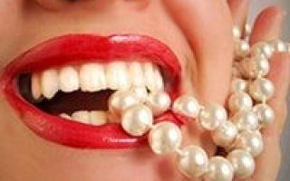 Как убрать желтый налет с зубов