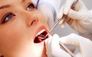 Депульпированный зуб болит при надавливании