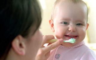 Сколько зубов в два года