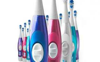 Зубная щетка электрическая