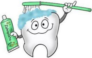 Чистка каналов в зубе