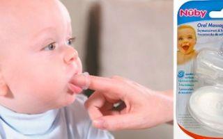 Для прорезывания зубов у детей лекарства
