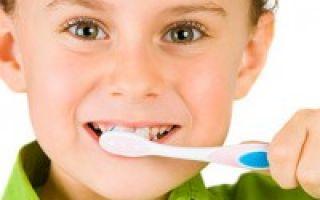 У ребенка язык с белым налетом