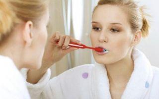 Зубная паста для кровоточащих десен