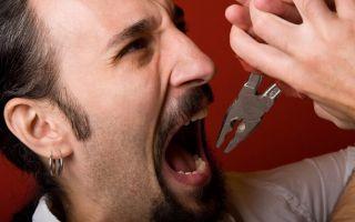 Болит зуб под лекарством