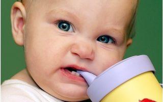 Народные средства при прорезывании зубов у детей