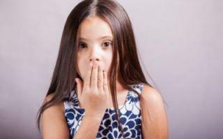 Гнилостный запах изо рта причины