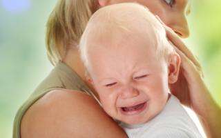 Понос при зубах у детей