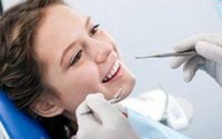 Уплотнение в десне под зубом