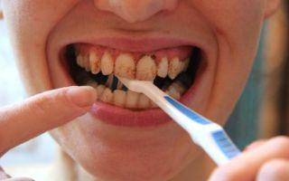 Зубной порошок состав