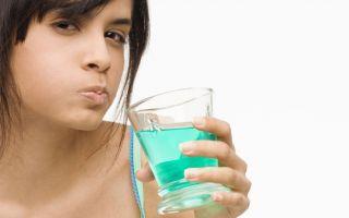 Болит десна опухла щека