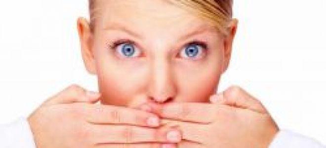 Стоматит причины возникновения у взрослых