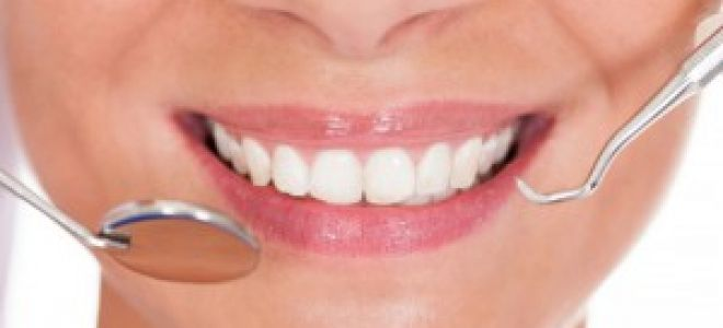 Количество зубов у человека