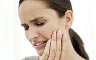 Если болит челюсть возле уха