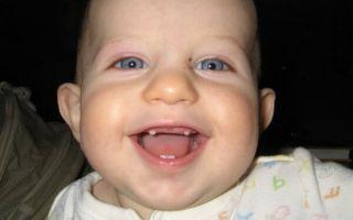 Медленно растут зубы у ребенка