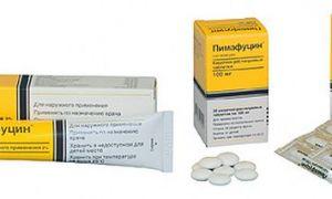 Противовирусные препараты при стоматите
