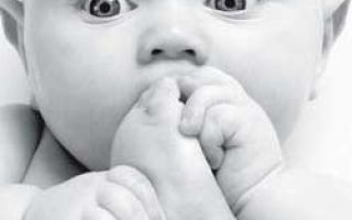 Короткая уздечка верхней губы у ребенка
