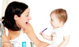 Язвочки у ребенка