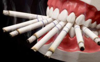 Остановка кровотечения после удаления зуба