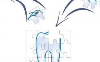 Как самому сделать зубы