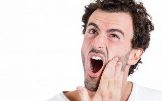 Болит челюсть возле уха при жевании