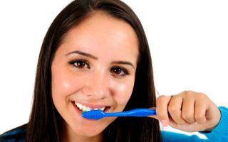 Очистка зубного камня в домашних условиях