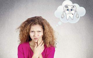 Обезболивающее для зубов
