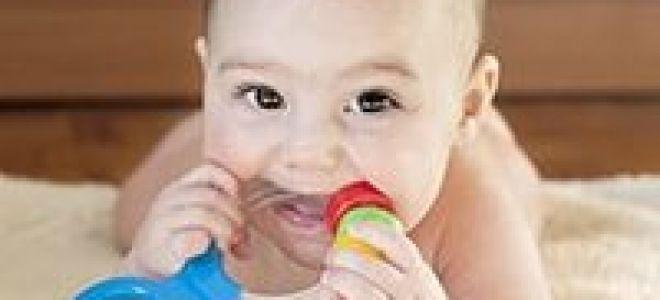 Режутся зубки симптомы температура