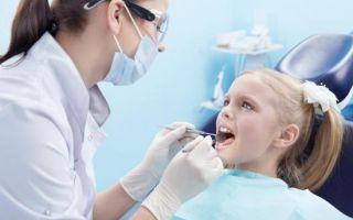 В какой последовательности растут зубы