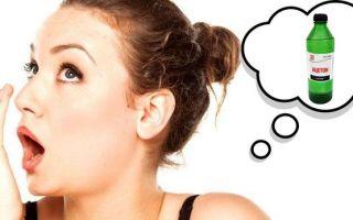 Почему пахнет ацетоном изо рта у взрослого