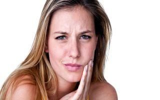Капли при зубной боли