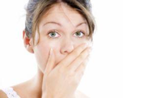 Почему сухость во рту и на губах