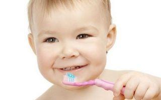 Сколько зубов у ребенка в 2