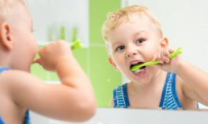 Бутылочный кариес у детей