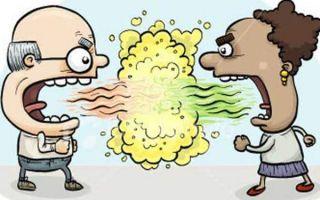 Лечение неприятного запаха изо рта