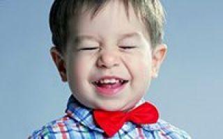 Поочередность прорезывания зубов