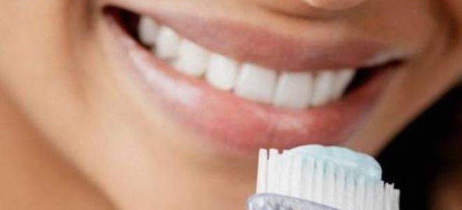 Зубная паста для восстановления эмали