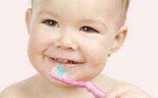 Таблетки для чистки зубов