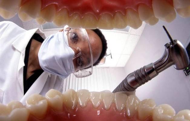 Боязнь стоматологов не очень распространенная фобия