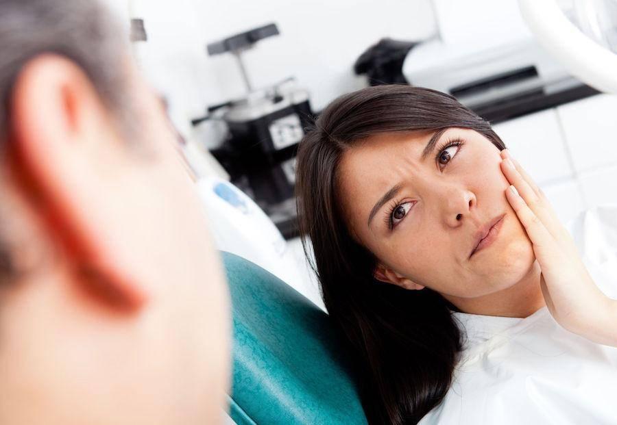 Зубная боль отдает в висок — Зубы