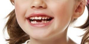 До скольки лет молочные зубы