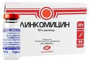 Как применять препарат линкомецин