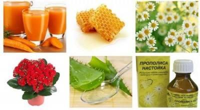 Народные средства лечения стоматита