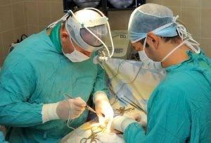 операция при кисте во рту