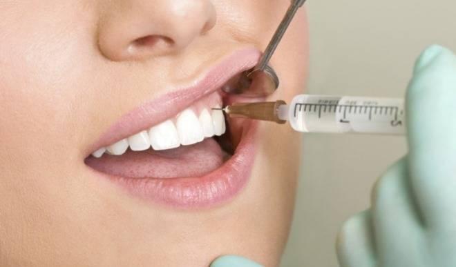 Как долго держится заморозка зуба
