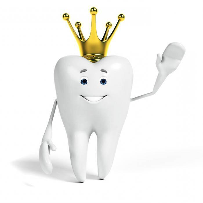 коронки на зубы как ставят
