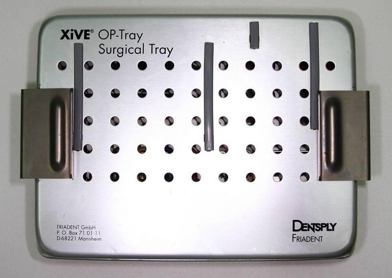 инструменты для имплантации зубов