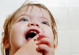 Могут ли резаться зубы в четыре месяца
