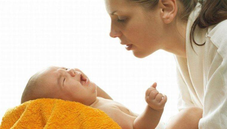 Рвота при прорезывании зубов у детей