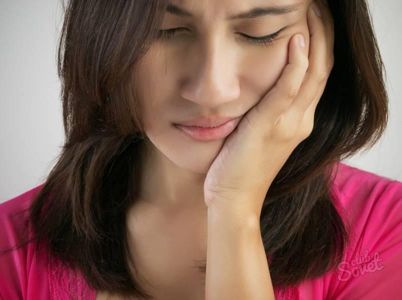 Ретенция зуба зуб в десне что делать